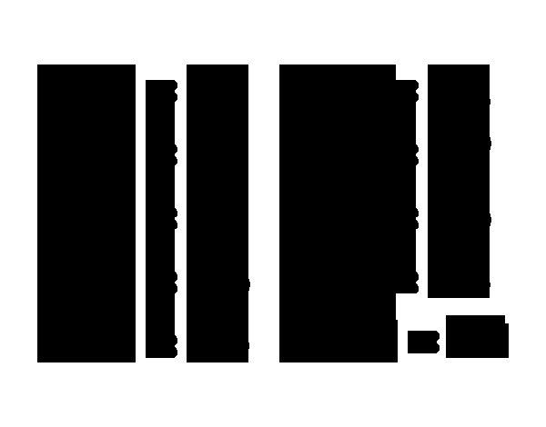 Dibuix de La Taula de Multiplicar del 7 per Pintar on-line