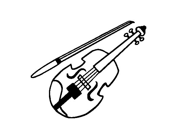 Dibuix de Stradivarius per Pintar on-line