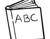 Dibuix Diccionari pintat per MONS