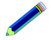 Dibuix Llapis II pintat per llapis