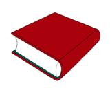 Dibuix Llibre pintat per alejandro