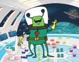 Extraterrestre amb quatre potes