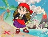 la noia pirata