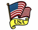 Bandera dels Estats Units