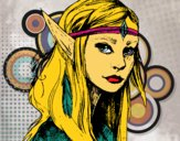 Princesa elf