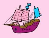 Vaixell de joguina