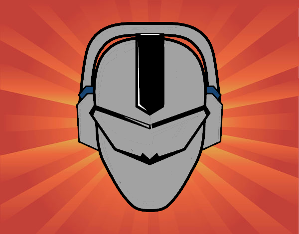 Màscara power ranger