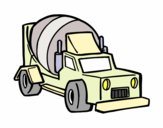 Camió mesclador