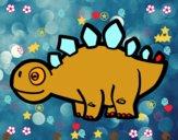 Estegosaure jove