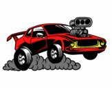 Esportiu muscle car