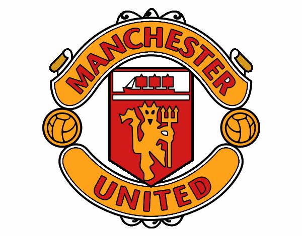 Escut de Manchester United FC