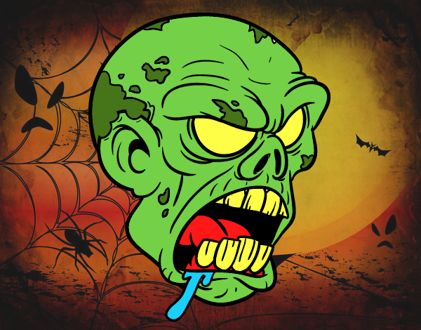 Cap de zombi