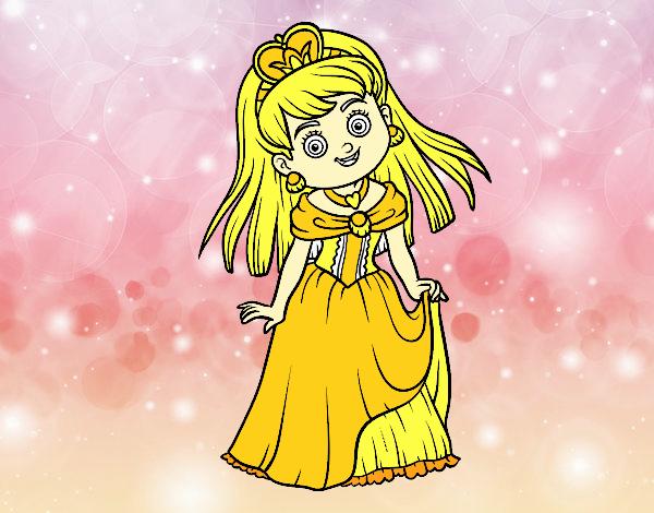 Princesa encantadora