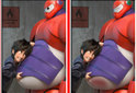 Diferències Big Hero 6