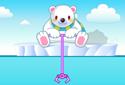 Jugar a L'ós pescador de la categoría Jocs d'habilitat