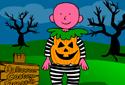 Jugar a ¡Manolín es disfressa! de la categoría Jocs de halloween