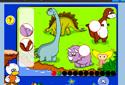 Jugar a Trencaclosques d'animalets de la categoría Jocs educatius