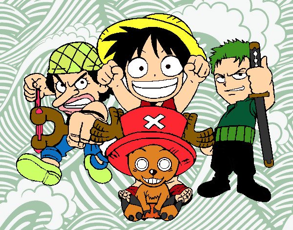 Personatges One Piece