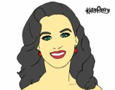 Katy Perry primer pla