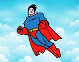 Superman volant