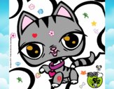 Gatet Littlest Pet Shop