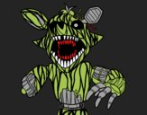 Foxy terrorífic de Five Nights at Freddy's